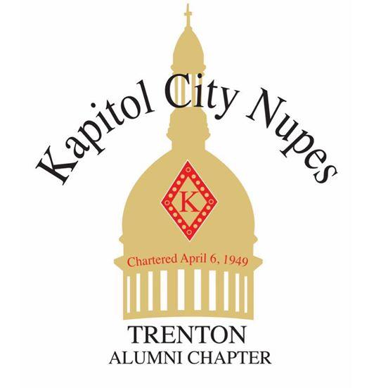 Trenton Alumni Chapter of Kappa Logo